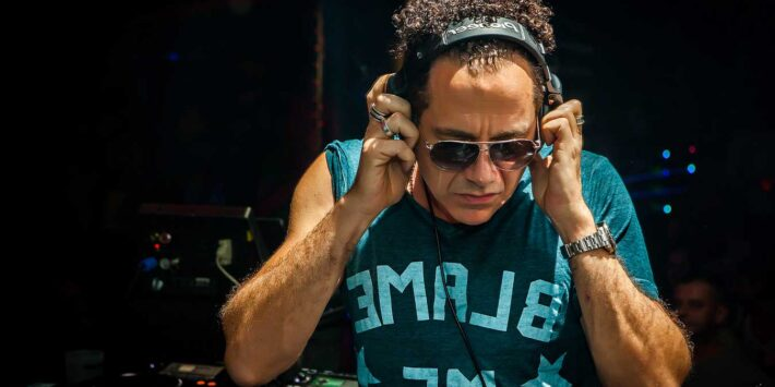 DJ set con JOE T VANNELLI per festeggiare i Rolli Days