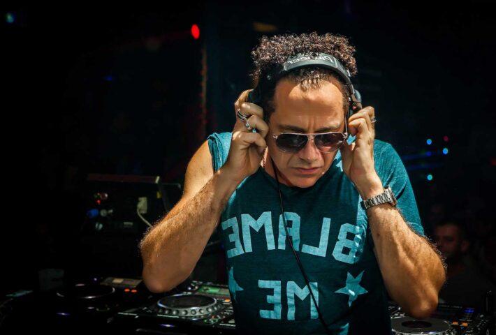 DJ set con JOE T VANNELLI per festeggiare i Rolli Days